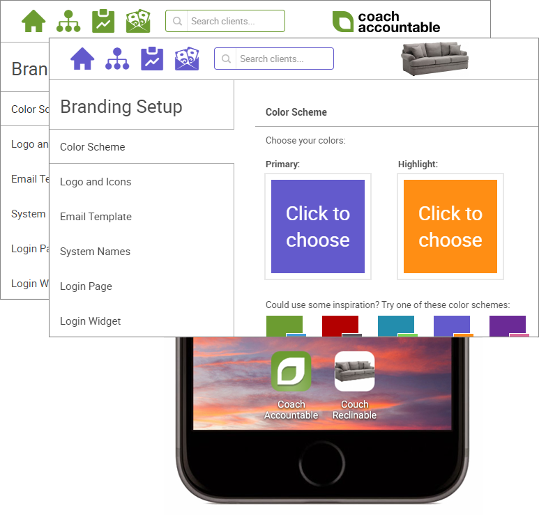Image illustration of A Professional Online Portal
